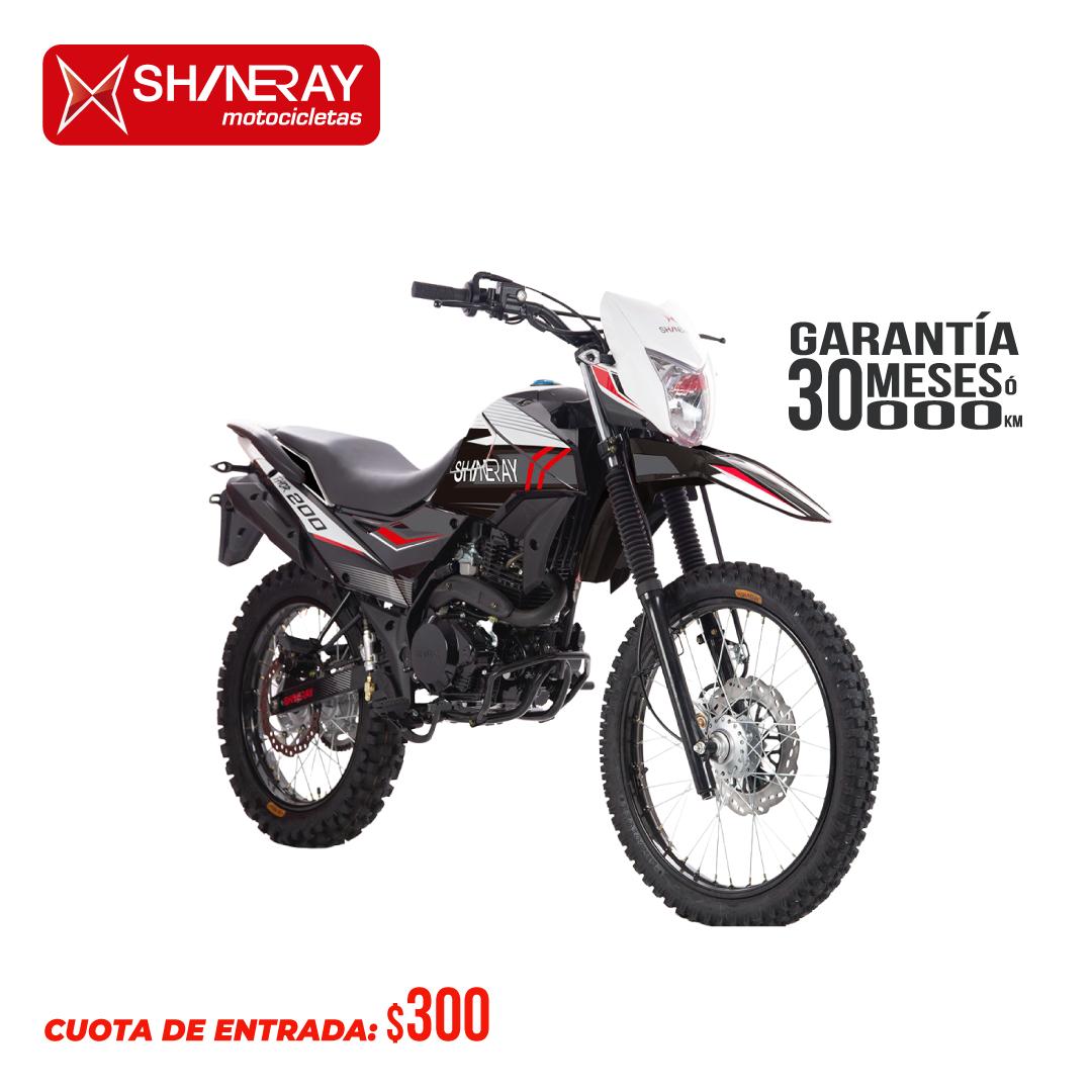 Moto Shineray SE-THOR 200